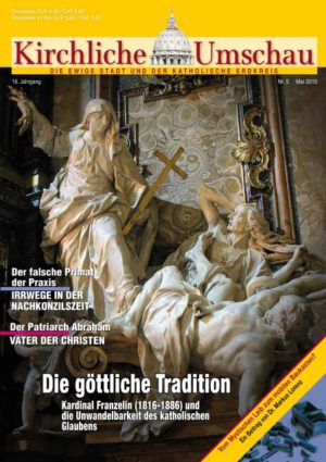 Cover der Kirchlichen Umschau Mai 2015