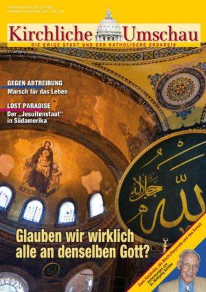 Cover der Kirchlichen Umschau Oktober 2014